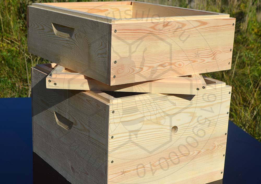 Пчелоудалитель 10 рамочного улья