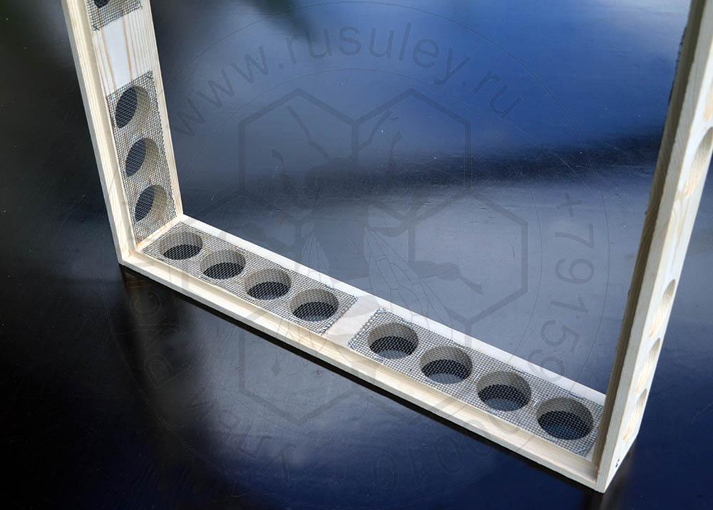 Вентиляционная проставка для 10 рамочного улья