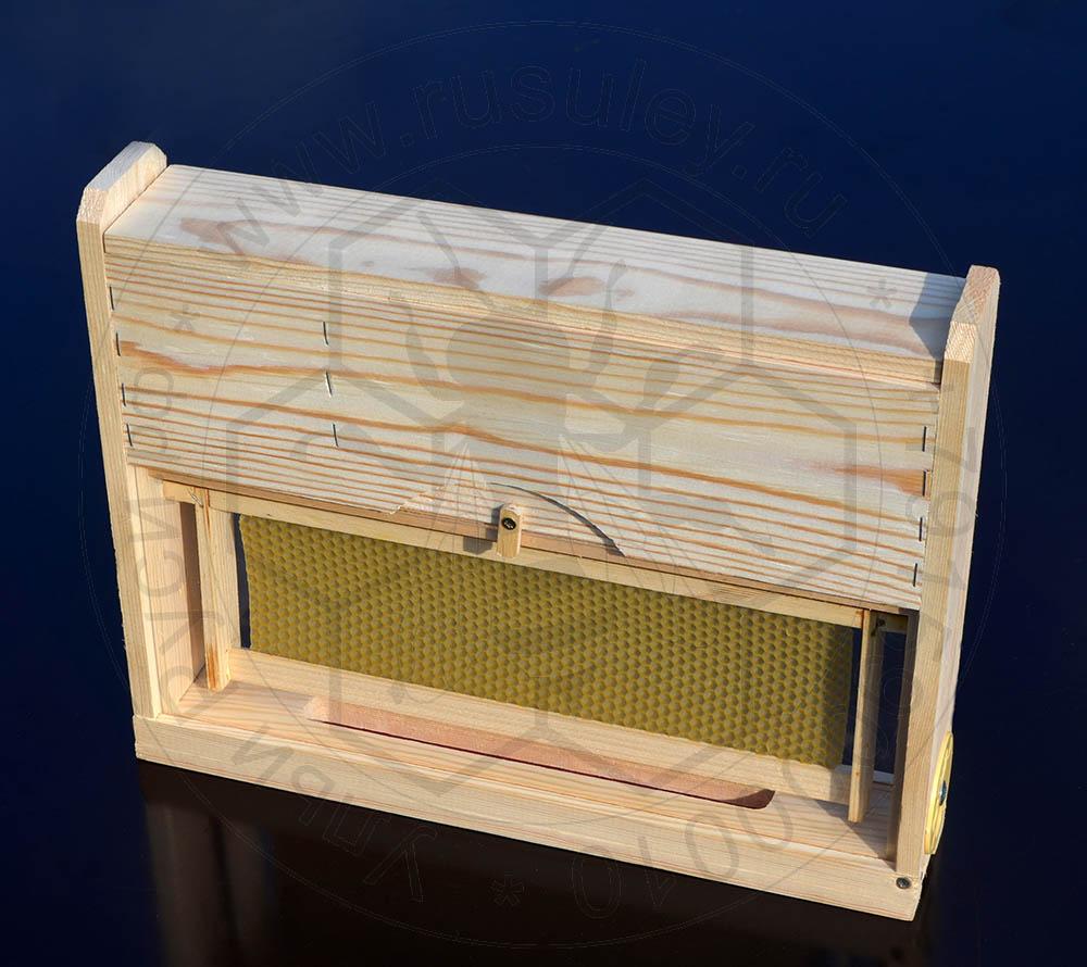 Кассета для вывода плодных пчелиных маток